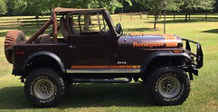 1979 Jeep Renegade