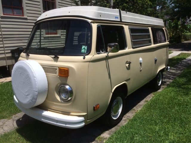 1979 Volkswagen Bus/Vanagon WESTFALIA POP-TOP
