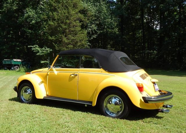 volkswagen beetle convertible for sale in pa. Black Bedroom Furniture Sets. Home Design Ideas