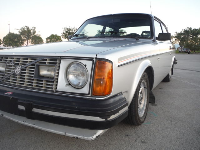 1979 Volvo 242 GT for sale: photos, technical specifications