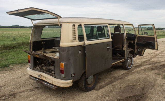 1979 vw bus 2000cc engine close to running one owner. Black Bedroom Furniture Sets. Home Design Ideas