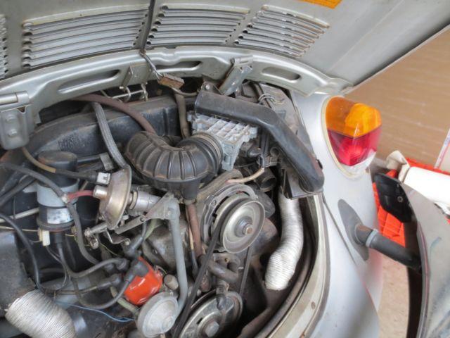 1979 vw carmen beetle fuel injection convertible for sale