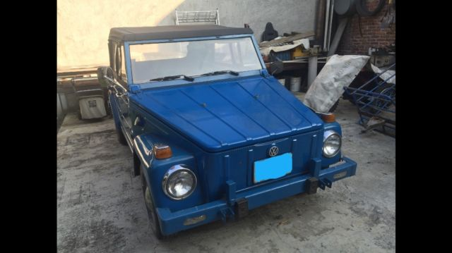 1979 Volkswagen Thing