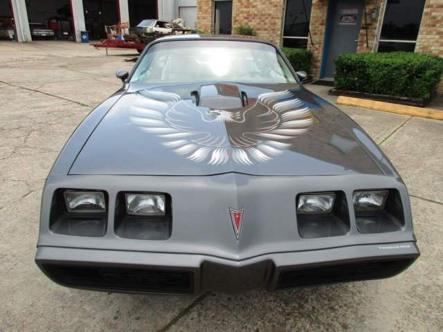1980 80 pontiac firebird trans am one owner very clean. Black Bedroom Furniture Sets. Home Design Ideas