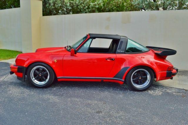 1980 911sc targa wide body turbo look super clean for. Black Bedroom Furniture Sets. Home Design Ideas
