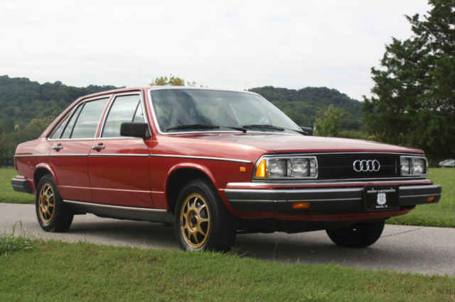 1980 Audi Other