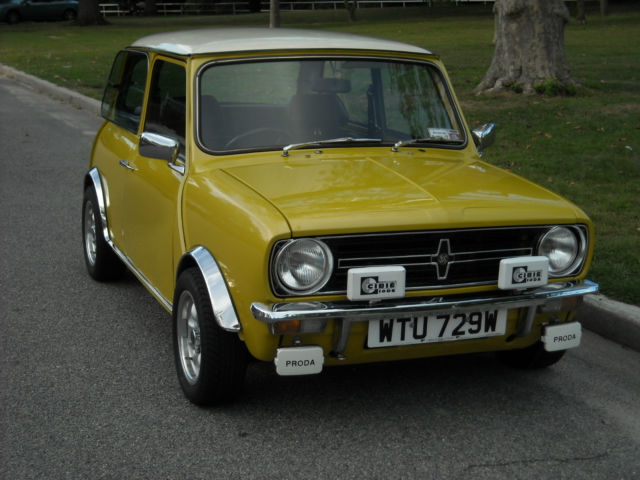 1980 austin mini clubman 1330cc cooper s gt specs for sale photos technical. Black Bedroom Furniture Sets. Home Design Ideas