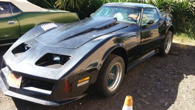 1980 Chevrolet Corvette Stingray 2DR Coupe