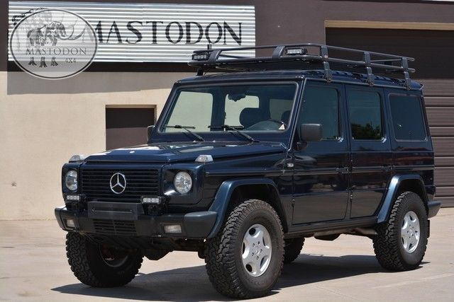 1980 blue g wagon g class 606 turbo diesel 4 door 4x4 for sale photos technical specifications. Black Bedroom Furniture Sets. Home Design Ideas