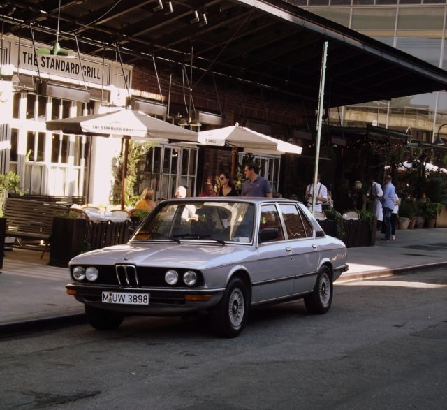 1980 BMW 518 German Market Import, Great Daily Driver