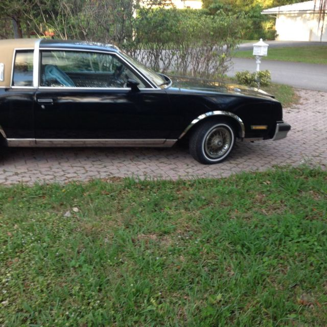 1980 Buick Regal Limited Coupe 2-Door