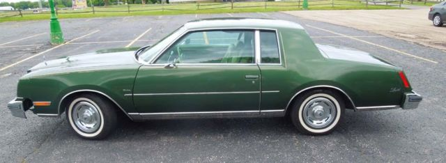 1980 buick regal one owner a beauty for sale: photos, technical