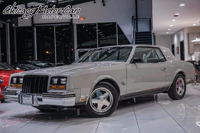 1980 Buick Riviera S Coupe