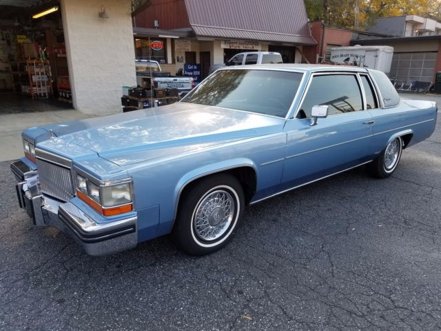 1980 Cadillac Coupe Deville One Owner