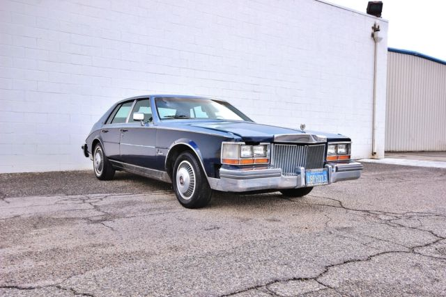 1980 Cadillac Seville RARE BARN FIND-IMMACULATE-EXTRA CLEAN-NO RESERVE