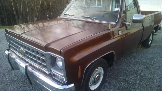 1980 chevy c10 diesel