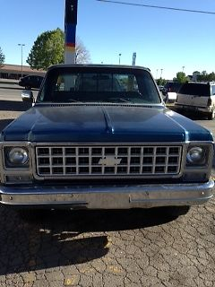 1980 Chevrolet Other Pickups Cheyenne