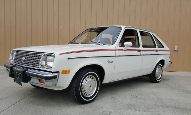 1980 chevrolet chevette 4 door 1tb rare and collectible for sale photos technical specifications description topclassiccarsforsale com
