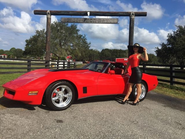 1980 Chevrolet Corvette Complete Restoration With All Performance