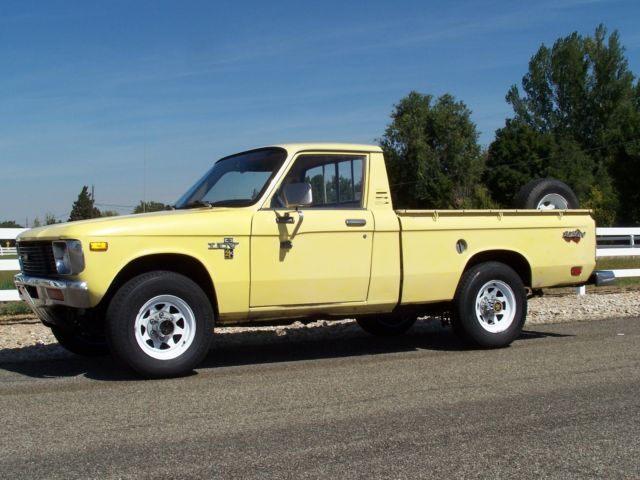 1980 Chevrolet Other Pickups LUV