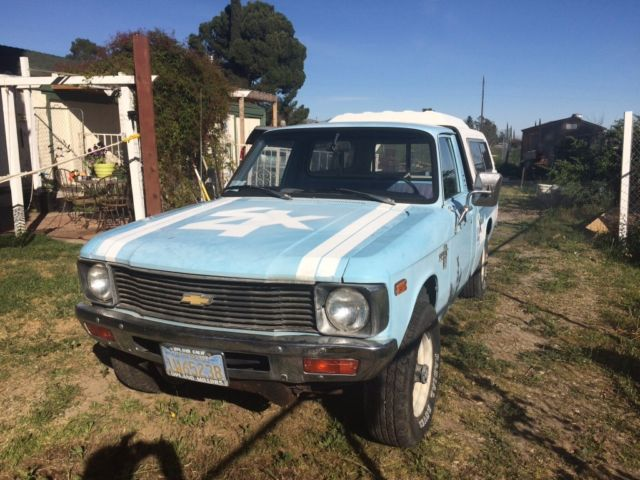 1980 Chevrolet Other Pickups 4X4