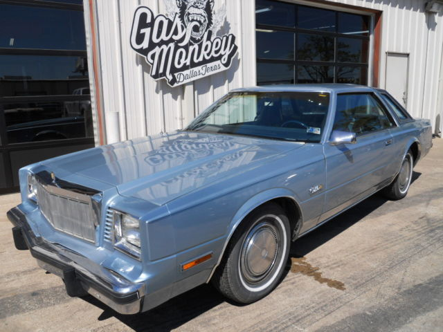 1980 Chrysler Other Cordoba