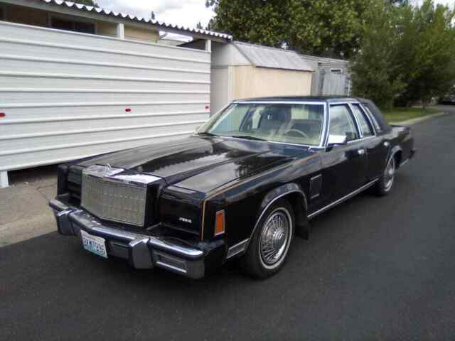 1980 Chrysler New Yorker 5th Avenue for sale: photos