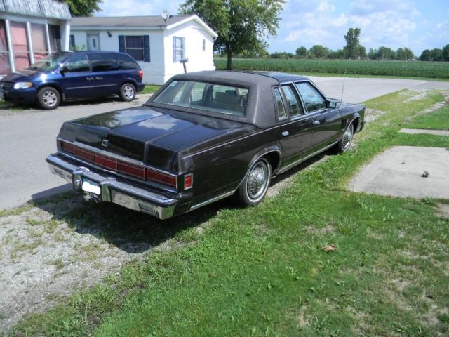 1980 Chrysler New Yorker 5thAve Edition for sale: photos