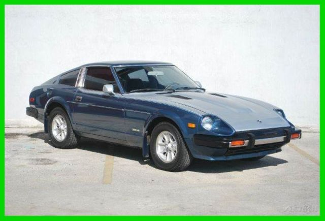 1980 Datsun Z-Series $5K DEALER SERVICE COMPLETED 5 SPEED TWO SEATER!!!