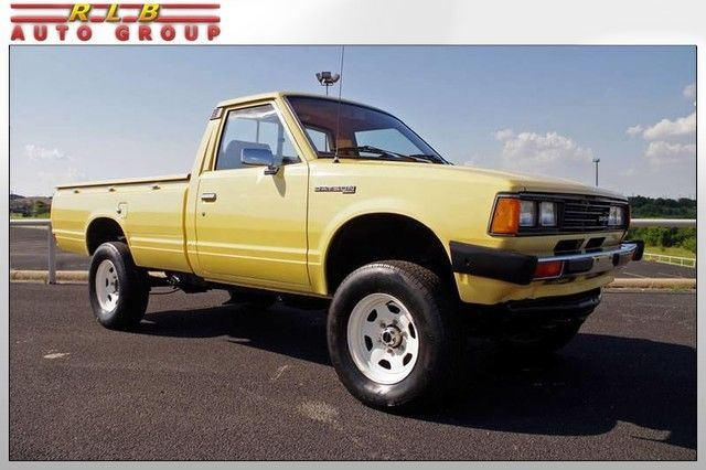 1980 Datsun 720 Long Bed 4x4