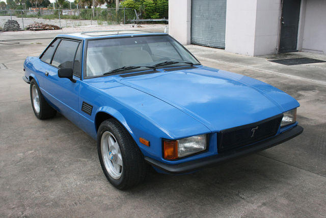 1980 De Tomaso Other Longchamp