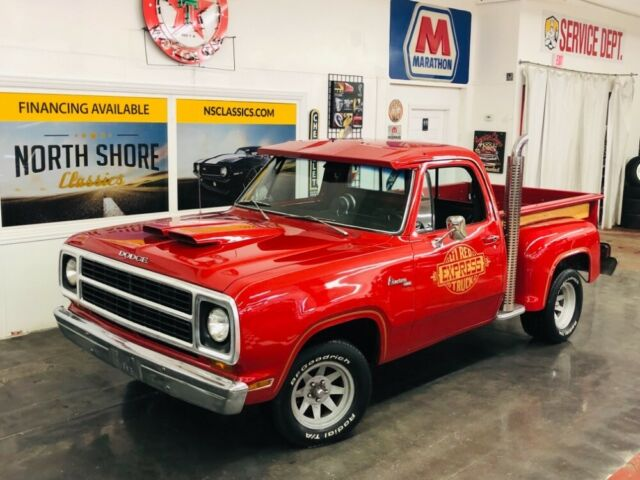 1980 Dodge Other Pickups -1/2 TON- Lil Red Express Tribute -