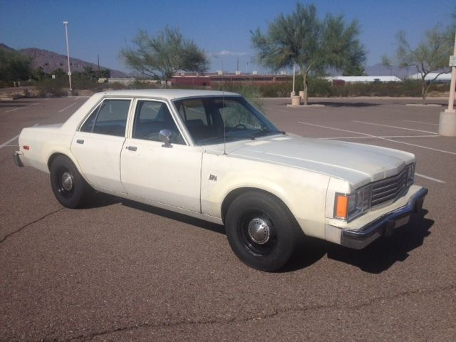 1980 Dodge Other A38 E58