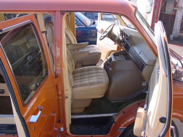 Dodge Work Van >> 1980 DODGE RAM VAN SPORTSMAN ROYALE EXTENDED V8 CAMPER CLASS B NO RESERVE! 1974 for sale: photos ...