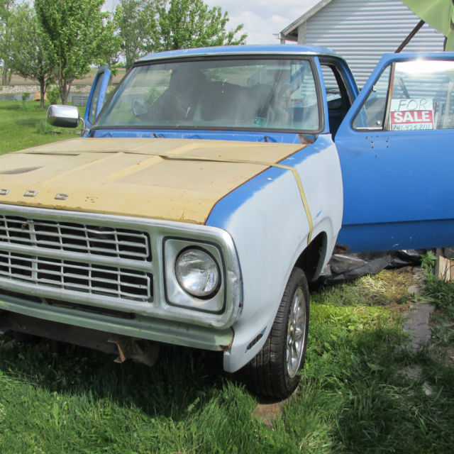 1980 Dodge Other Pickups