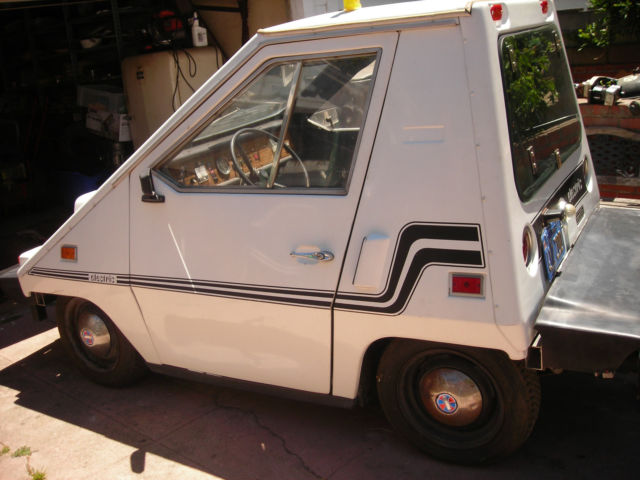 1980 Electric Comuta Car