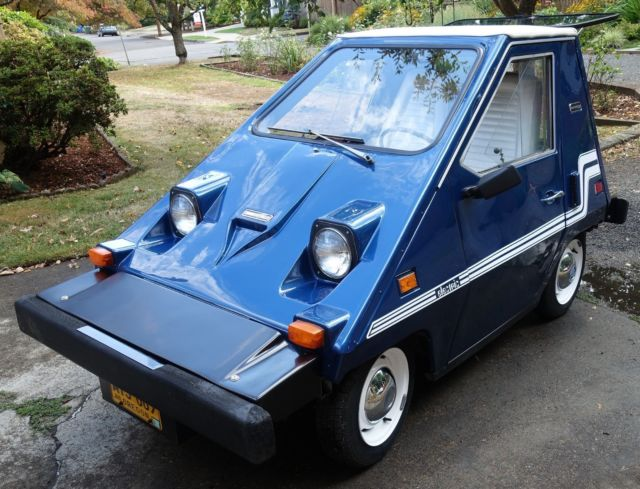 1980 Electric Comuta Car 60 Volts Great Condition