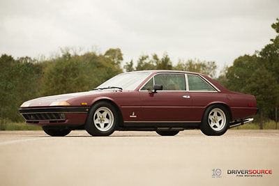 1980 Ferrari Other Coupe 5-Speed