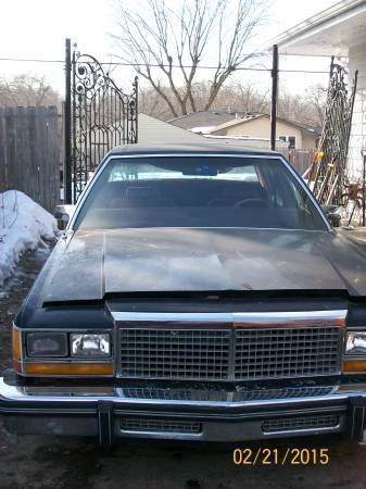 1980 Ford Crown Victoria