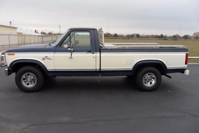 1980 Ford F-150 Ranger F-150 Trailer Special