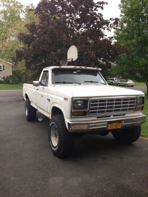 1980 ford f250 lifted truck for sale photos technical specifications description. Black Bedroom Furniture Sets. Home Design Ideas
