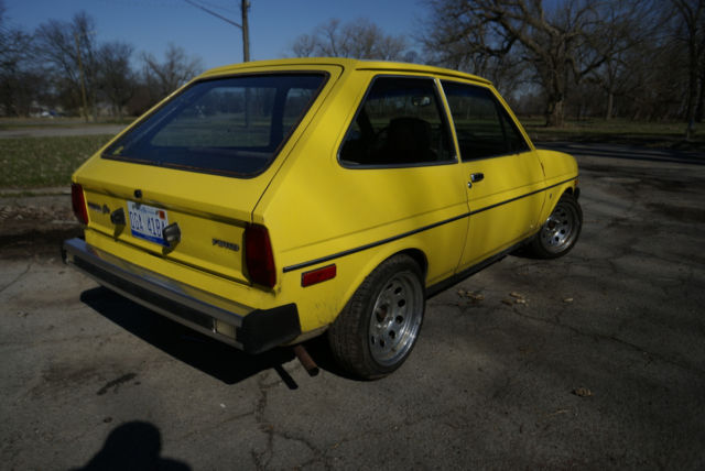 1980 ford fiesta ghia no reserve for sale photos technical specifications description. Black Bedroom Furniture Sets. Home Design Ideas