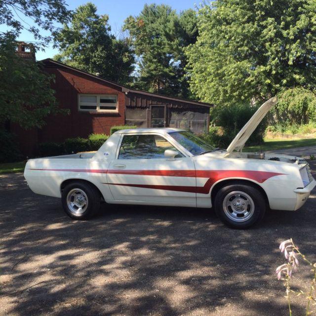 1980 Ford Pinto Ranchero Custom For Sale: Photos