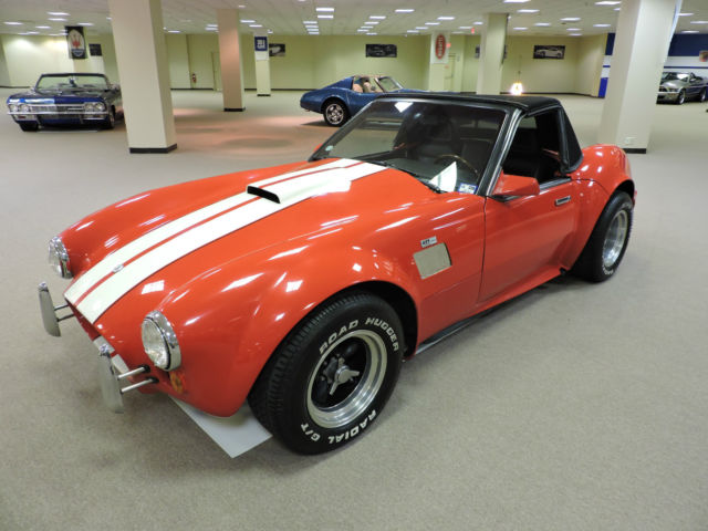 1980 Other Makes Gabon A/C Cobra