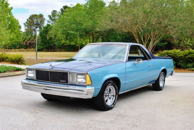 1980 GMC Caballero 70k Miles 1 of 4,172 Very Rare!