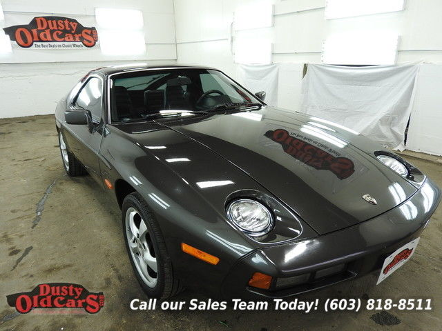 1980 Porsche 928 Runs Drives Body Inter Good 4.7L Auto