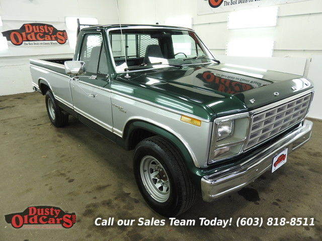 1980 Ford F-250 Runs Drives Body Inter Vgood 302V8 3spd auto