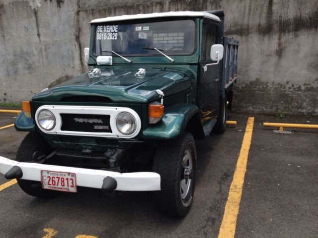 1980 Toyota Land Cruiser Truck