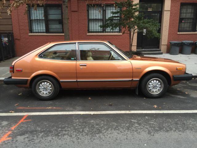 1980 honda accord lx hatchback 5 speed manual classic collector rare rh topclassiccarsforsale com Used Honda Accord Transmission Honda Accord Rebuilt Transmission