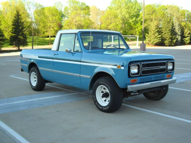 1980 International Harvester Scout Terra